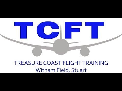 Treasure Coast Flight Training - Witham Field, Stuart Florida