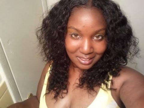 Older LOTD And Bobbi Boss Wet N Wavy Hair YouTube