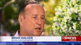 Channel 9 News: Rewards Revamp - Brian Walker comments
