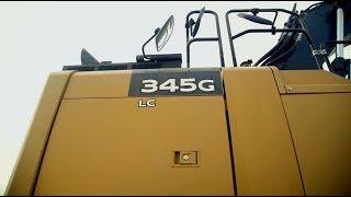 Video still for John Deere 345G LC Excavator