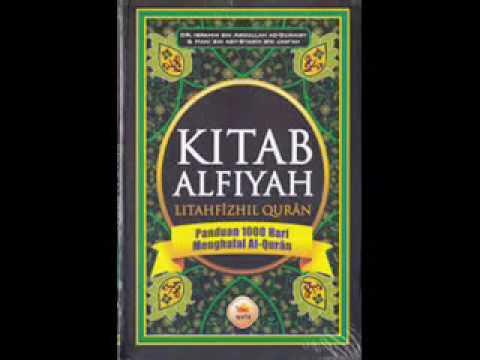 Nadhom Full Alfiyah Ibnu Malik oleh Q-MUNK GROUP  Bait 1-1000 (Tabayuna.com)