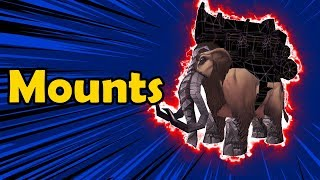 Running Old Raids for Mounts and Totally not for the Pets - WoW Stream