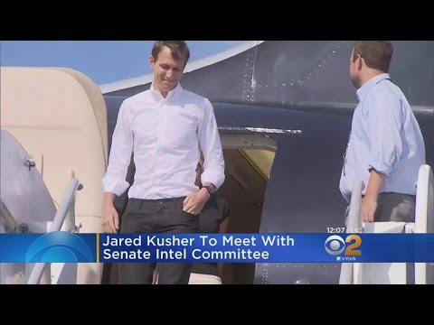 Jared Kushner To Meet With Senate Intel Committee