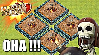 FULL TROLL SALDIRI - Clash Of Clans