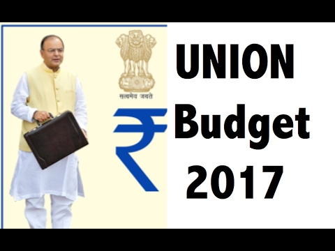 Union Budget 2017 - Part 1 - Highlights and Analysis