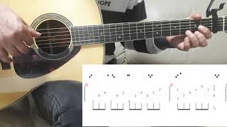 Ed Sheeran - Perfect Duet (with Beyonce) acoustic guitar tabs
