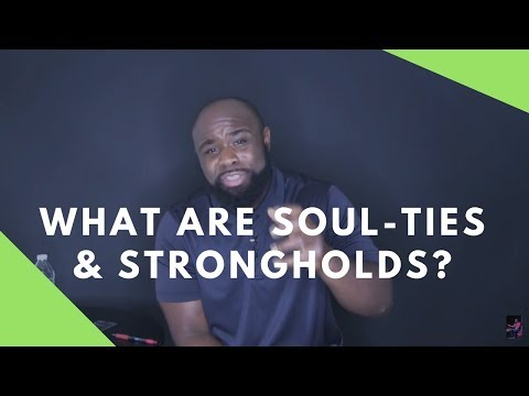 What are soul-ties and strongholds? UNPLUGGED Lecture w/ @MYCOACHJOSH