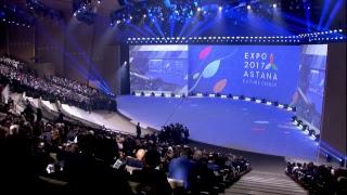 #LIVE Церемония открытия выставки ЭКСПО-2017 [3]