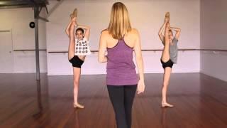 Reverse Leg hold turns