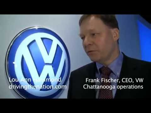 Frank Fischer, Chairman and CEO of Volkswagen on Driving the Nation