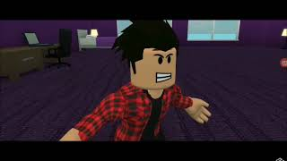THE ODER horror roblox movie by teampz sup to Me and them