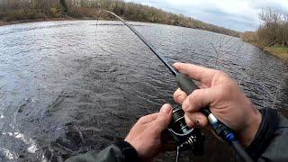 А пришёл половить ОКУНЬКА Ловля щуки весной 2020 Рыбалка весной 2020 Спиннинг весной 2020