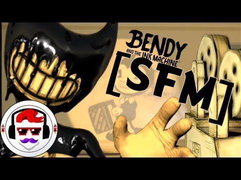[SFM] Bendy and the Ink Machine Chapter 5 Song   The Last Reel   Rockit Gaming