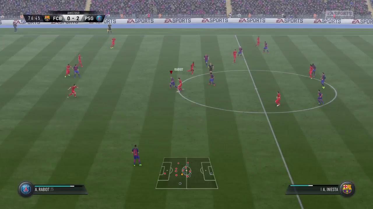 FC Barcelona vs PSG | Vuelta Octavos De Final UEFA ...