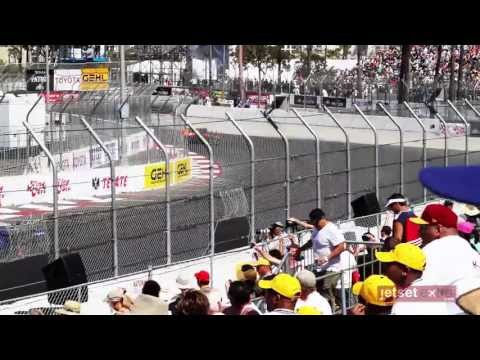 60 Seconds at the Long Beach Grand Prix