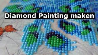 5D Diamond painting maken - NL - by Typisch Mamma