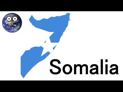 Geography Time! Somalia