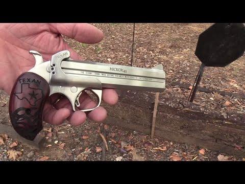 Bond Arms Texan