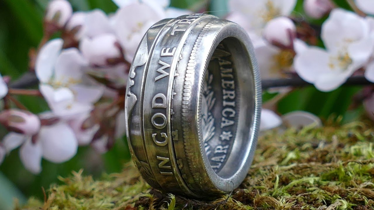 Making an All American Spinning Coin Ring