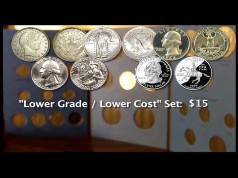 Coin Show #34: 20th Century Type Coin Set pt.2