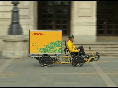 The Future Of Urban Delivery Is Electric Cargo Bikes