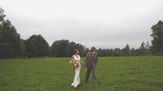 An Elegant-Meets-Rustic Farm Fête in North Carolina - Martha Stewart Weddings