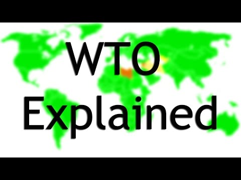 WTO explained
