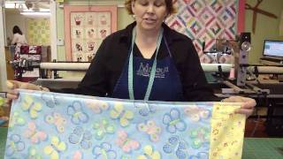 Easy Tube Pillow Case Tutorial - Support The Million Pillowcase Challenge!