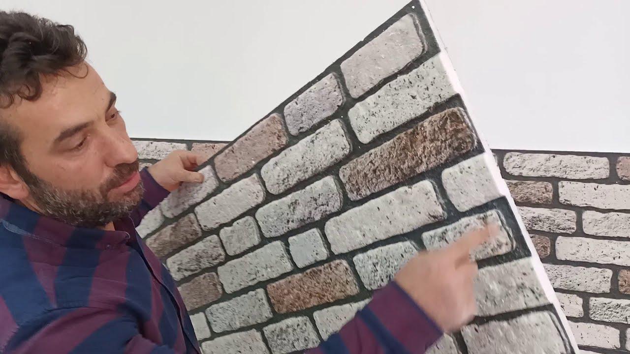 Duvar Paneli Nasıl Uygulanır Basit Kendin Yap Modeli