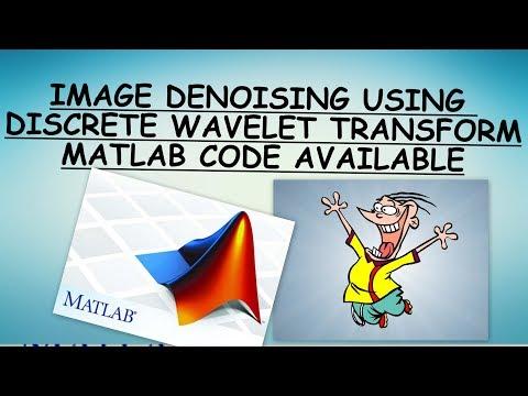 Image Denoising Using Discrete Wavelet Transform (Image Processing