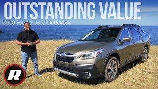 2020 Subaru Outback Review: More capable and smarter than ever