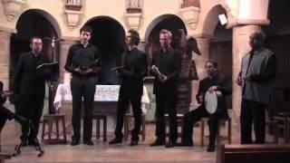 RAVI PRASAD / ENSEMBLE SCANDICUS / HORIZON CROISES / Santa maria / Entaromahanu