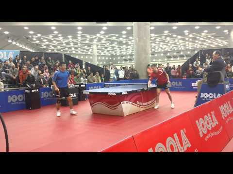 NA TEAMS Baltimore 2012. Rade Markovic - Chen Weixing