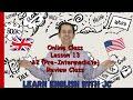 Online #13 - A2 (Pre-Intermediate) Review Class