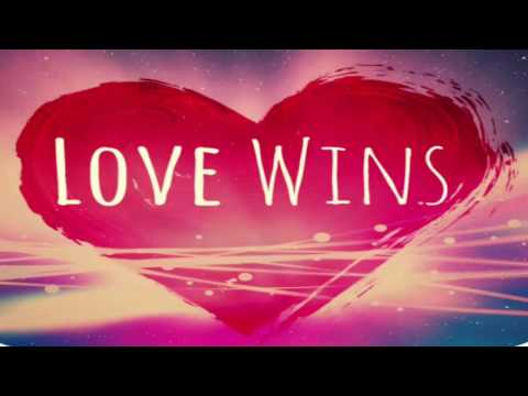 "Tom Chaplin - ""Love Wins"" karaoke"