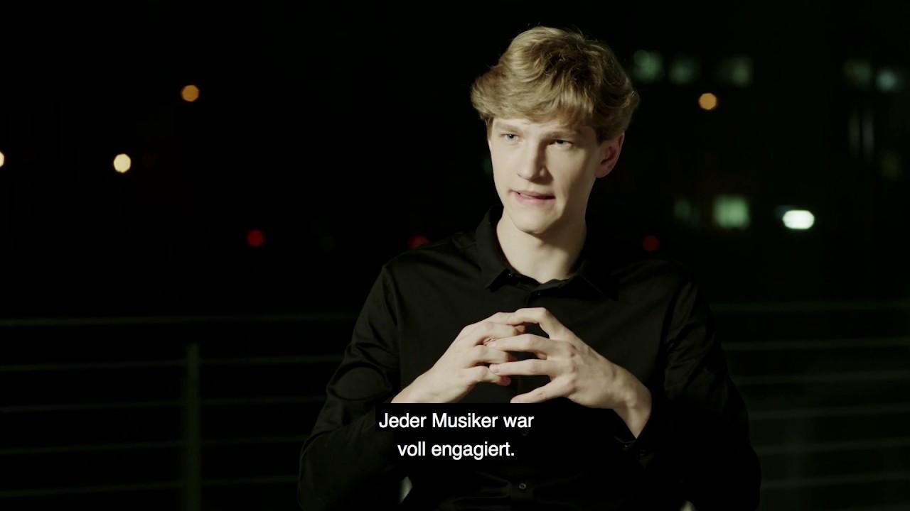 video: Jan Lisiecki spricht über das Orpheus Chamber Orchestra
