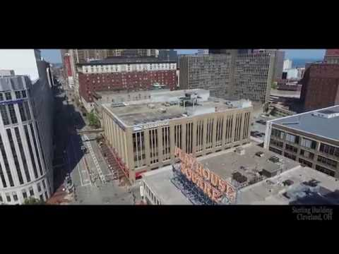 The Sterling Building - The Evolution of Downtown Cleveland