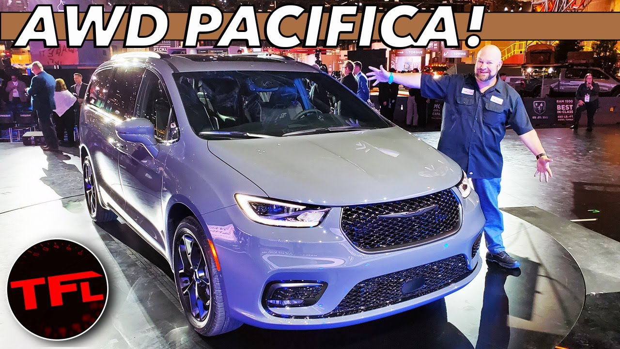 The 2021 Chrysler Pacifica Wants You To Think Twice About Buying A Crossover!