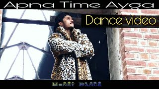 APNA TIME AAYEGA // GULLY BOY // DANCE VIDEO CHOREOGRAPHY // BOY HONEY