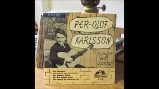"""Per-Olof """"Pelle"""" Karlsson - Jesu Återkomst,  11 år gammal 1961."""