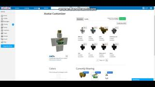 Selling BC Roblox Account for Nilly's Realm Items