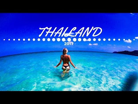 Thailand Travelling 2017 | GoPro Hero 4 Silver Video