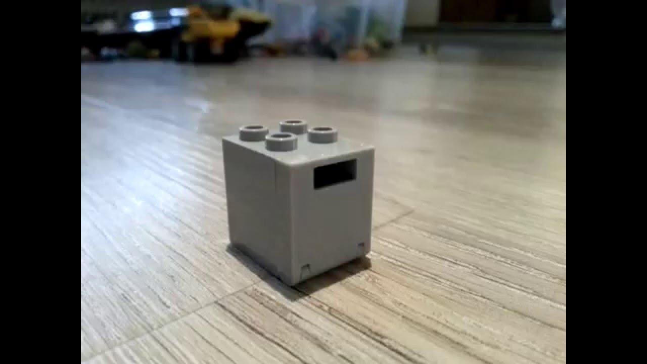 Lego Geldautomat Bauen Youtube