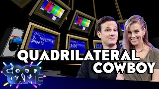 Quadrilateral Cowboy - Review