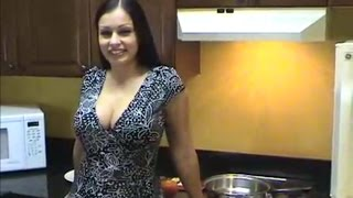Bachelor Cooking 101 With Aria Giovanni   Grilled Cheese