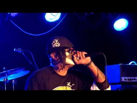 Hed PE - Crazy Legs & Garbage Grove Live @ Trix Antwerp Belgium 2010 HD