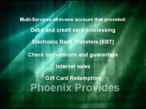 phoenix merchant processing webvideo