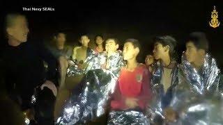 ABC News Live: Thailand cave rescue update, Trump at NATO summit