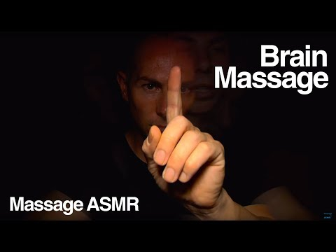 ASMR Intense Brain Massage Many Hands - Trigger Therapy 7.2