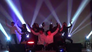 퍼그 댄스무대 강당 스크린 영상 [천안신당고 2019 …